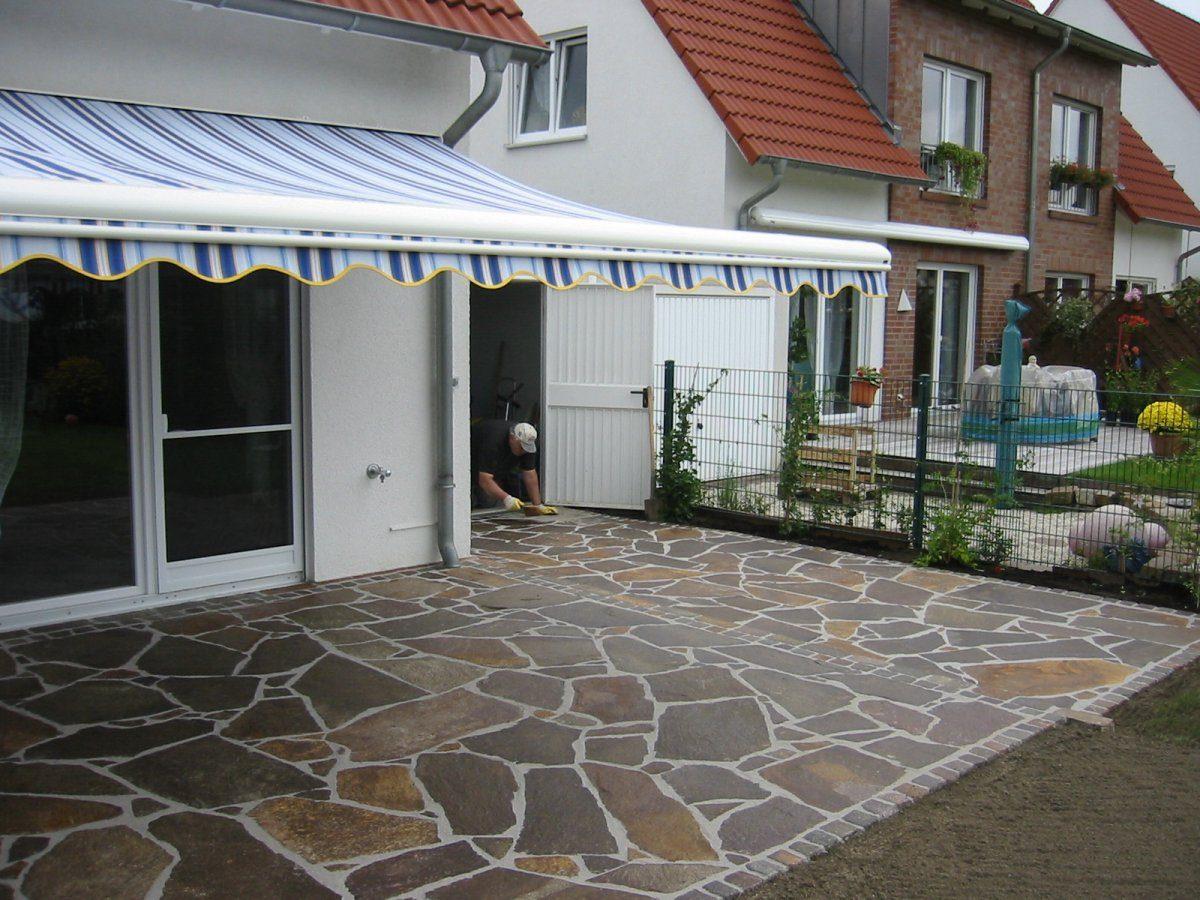 porphyr polygonalplatten garten und landschaftsbau patrick fink meisterbetrieb gladbeck. Black Bedroom Furniture Sets. Home Design Ideas
